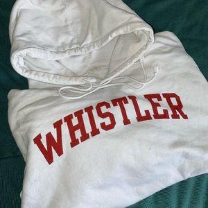 John galt Whistler hoodie